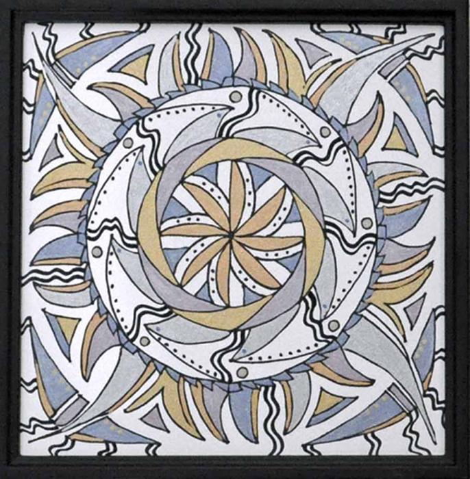 mandala #17 (c) Lynne Medsker