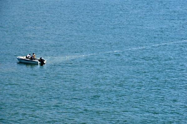 fishing the river © lynne medsker