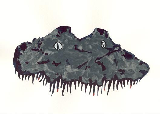 monster 5 © lynne medsker