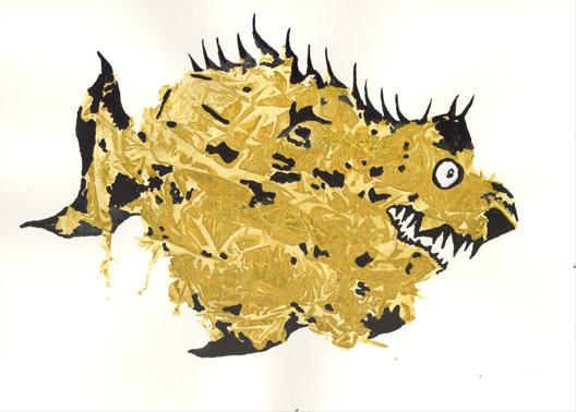monster 7 © lynne medsker