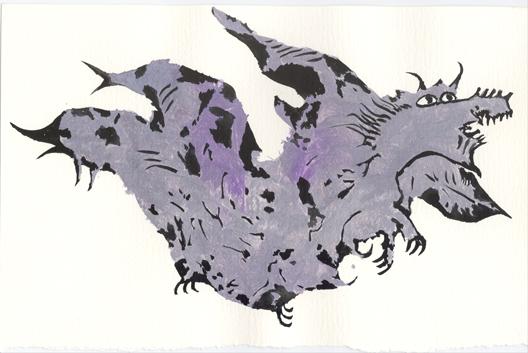 monster 15 © lynne medsker