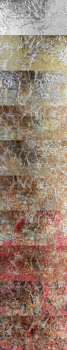 aluminum color steps © lynne medsker