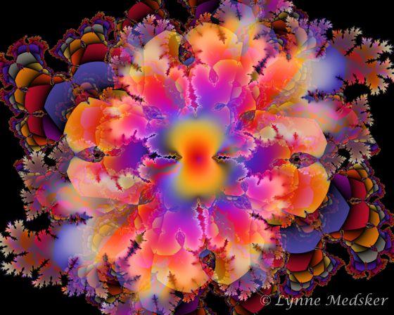 (c) lynne medsker, fractal 26B