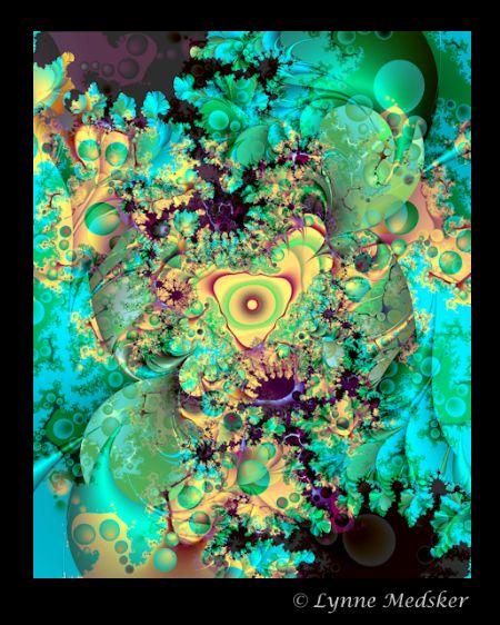 blended fractal 38 © lynne medsker