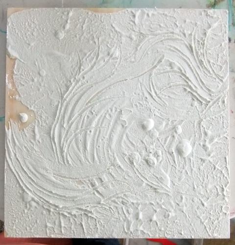 work in progress image, lynne medsker
