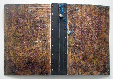 junk journal © lynne medsker