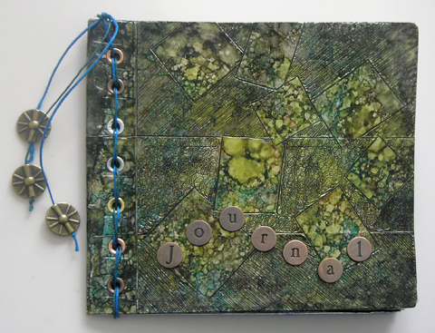 recycled journal image © lynne medsker