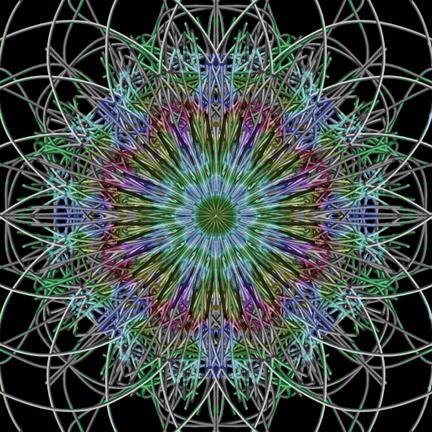 phone Kaleidoscope #2, digital art  © lynne medsker
