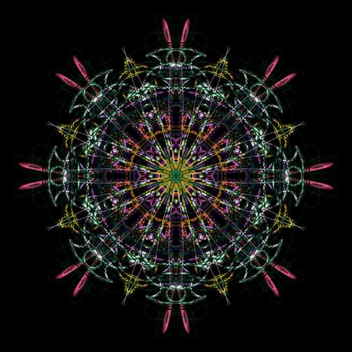phone Kaleidoscope #1 © lynne medsker