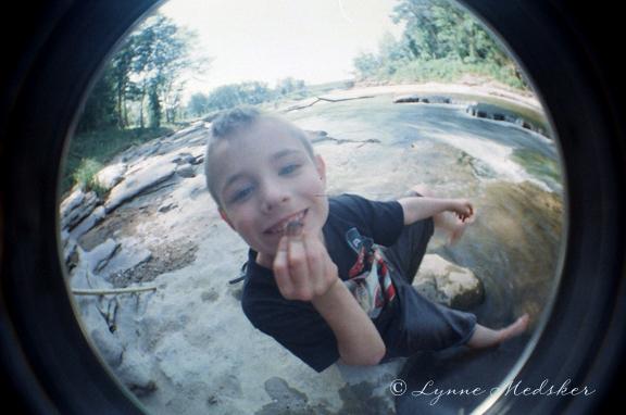 shell find © lynne medsker
