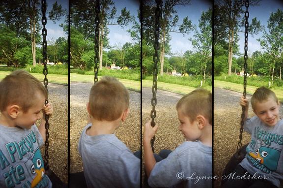 tire swing © lynne medsker