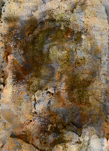texture art #5 © lynne medsker