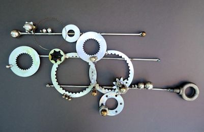 student work, Industrial Duo Workshop, August 2012