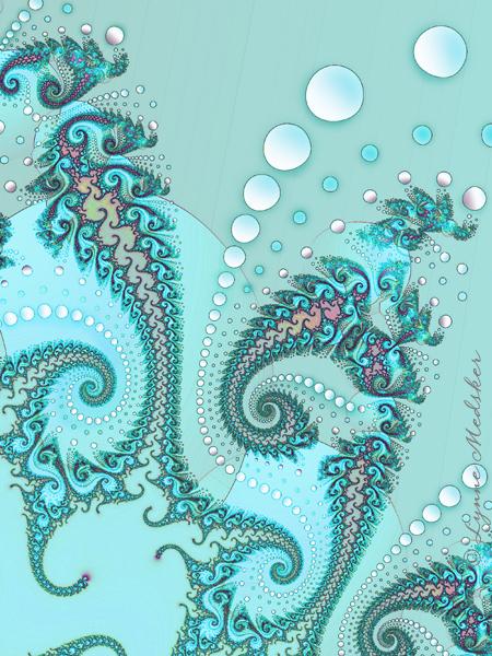 """Fractal #69"" 2012 Digital/Fractal Art © Lynne Medsker"