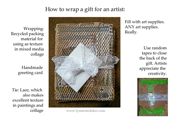 email gift wrap