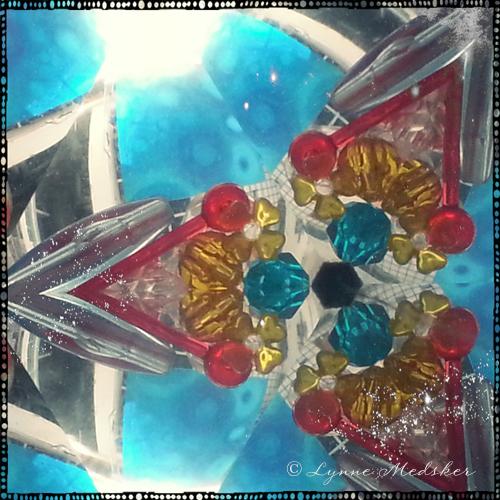 """""""Kaleidosocpe #27"""" photo/digital art (c) Lynne Medsker"""