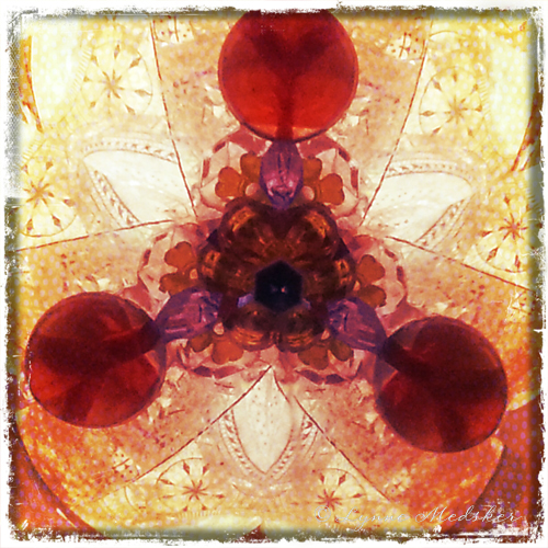 """Kaleidosocpe #32"" photo/digital art (c) Lynne Medsker"
