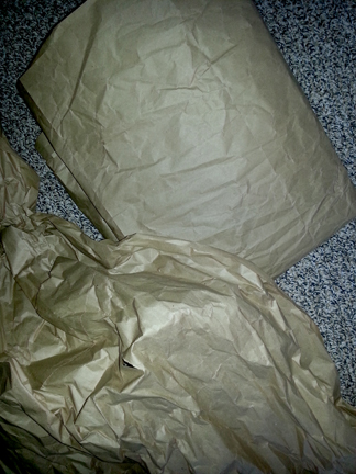 blog, packing paper