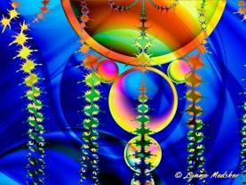 """""""Adlib"""" fractal artwork © 2013, Lynne Medsker"""