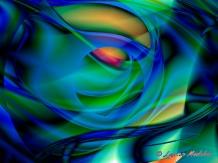 """""""Affinity"""" fractal artwork © 2013, Lynne Medsker"""