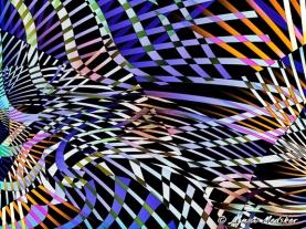 """Align"" fractal artwork © 2013, Lynne Medsker"