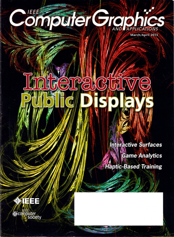 web IEEE magazine cover