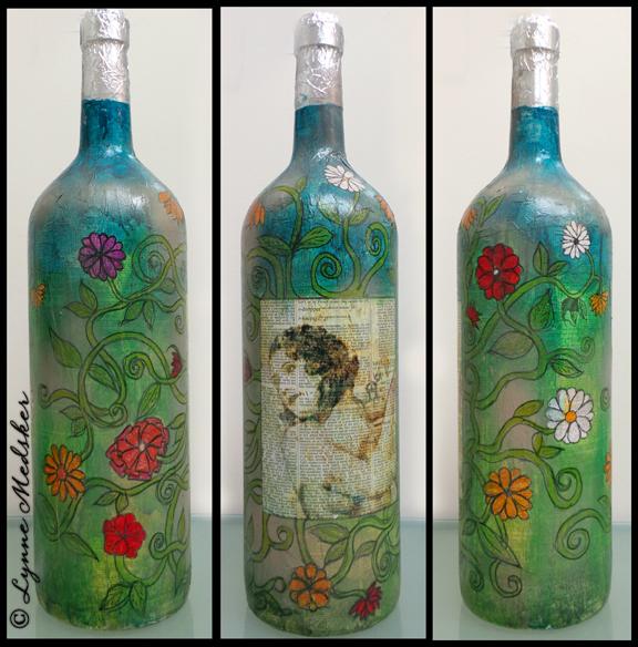 FB Wine Bottle 1, Art of Wine 2014