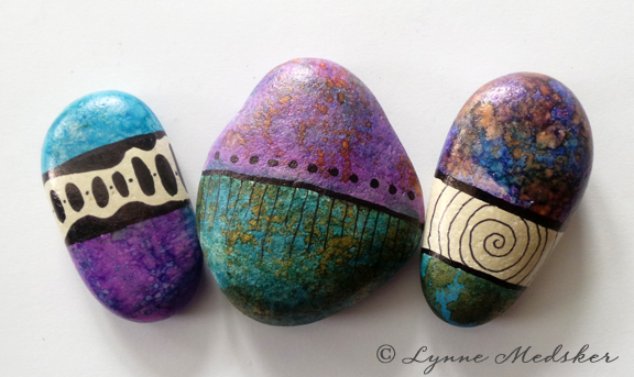 blog, stones, detailed © Lynne Medsker
