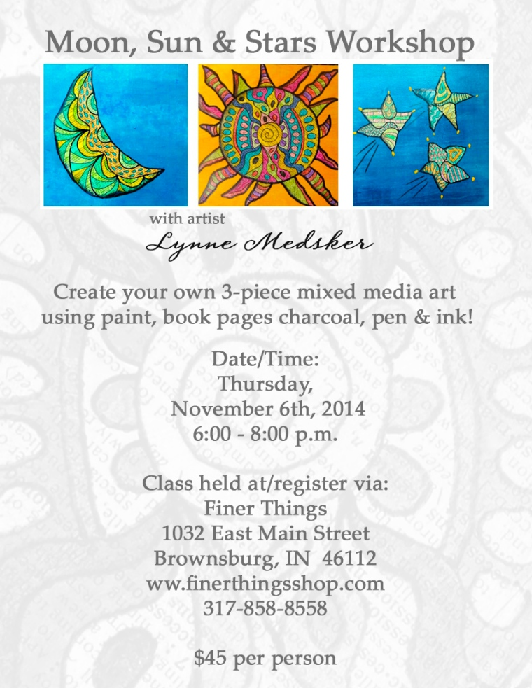 second fall workshop at finer things