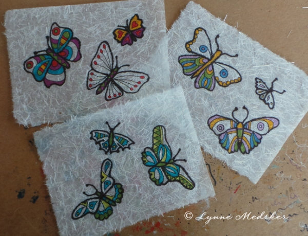 blog, butterflies in progress 2